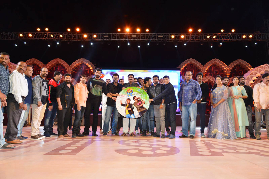 F2: Fun And Frustration Songs Album Launch Photos