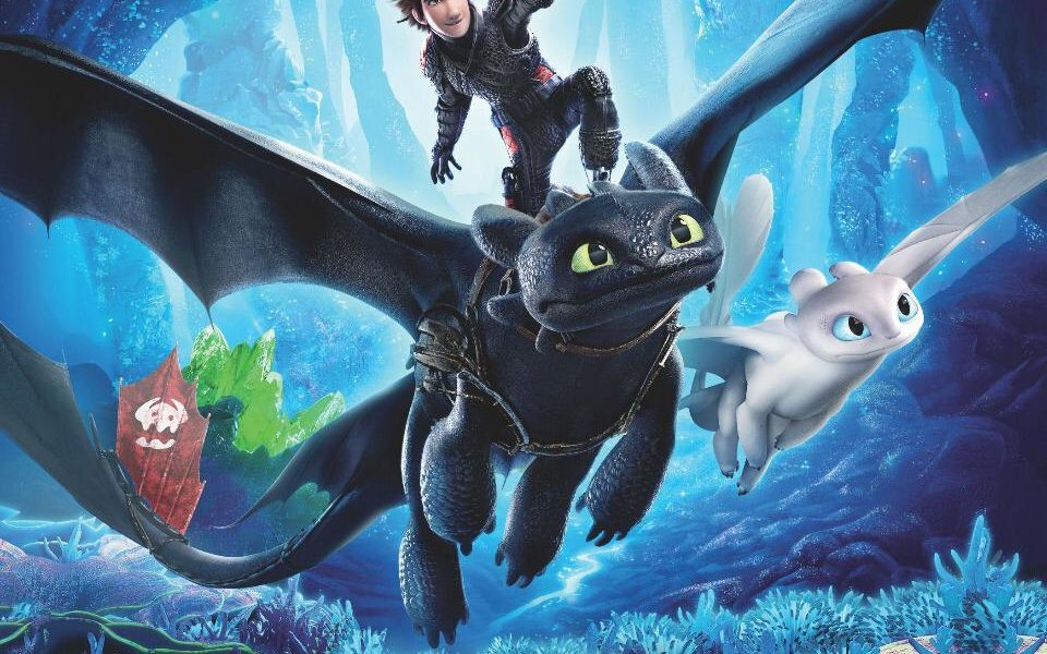 How To Train Your Dragon: The Hidden World Telugu Release Date March 22, 2019