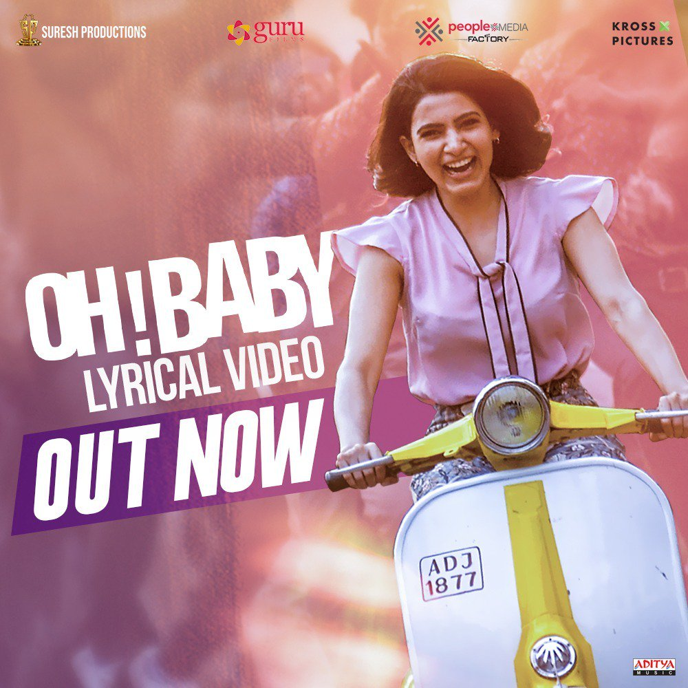 Fun-Filled Song From 'Oh Baby' is Out!